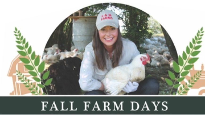 Fall Farm Days